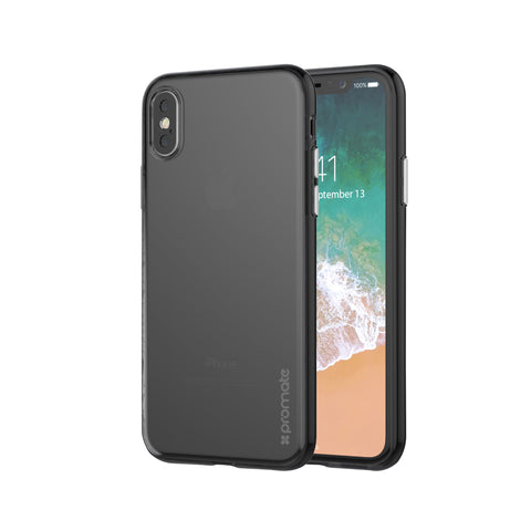 Drop-Resistant Hard Shell Case with Flexible Bumper