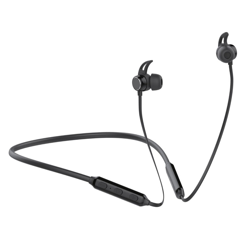 Sporty Secure-Fit Stereo Wireless Earphones