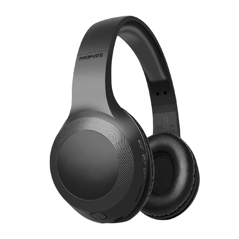 Deep Bass Over-Ear Wireless Headphones