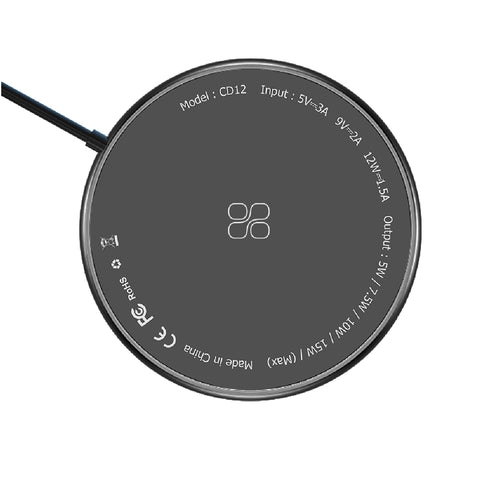 15W High Speed Compact Magnetic Wireless Charger