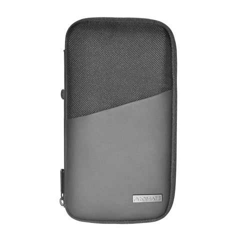RFID Blocking Leatherette Travel Organizer