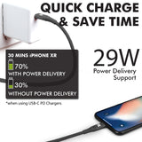 PowerCord Black