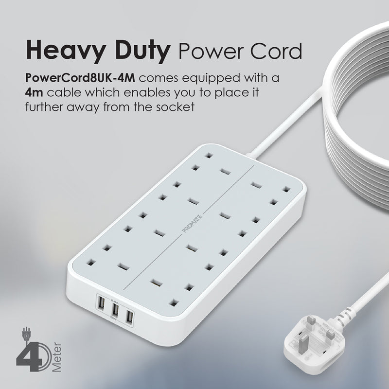 PowerCord8UK-4M