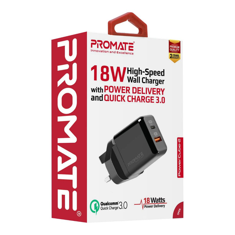 PowerCube-2 UK Black