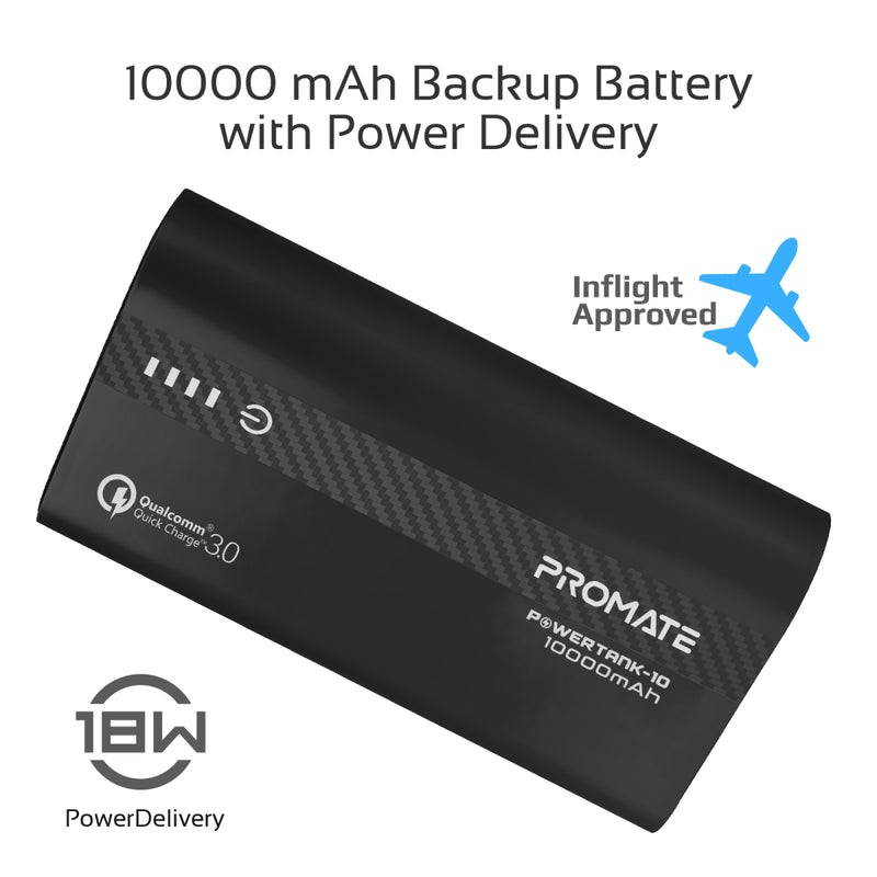 PowerTank-10 Black