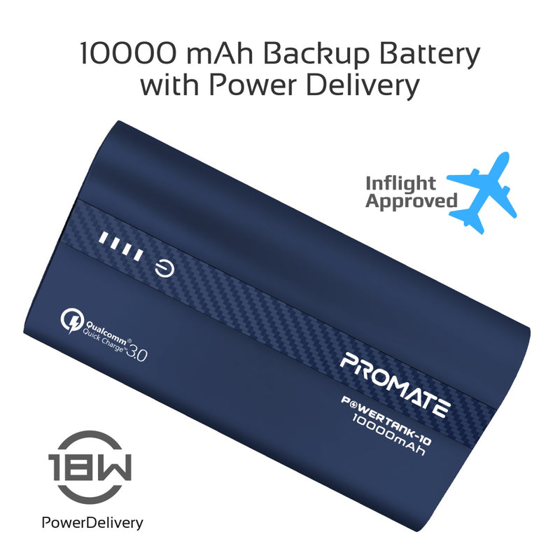 PowerTank-10 Blue