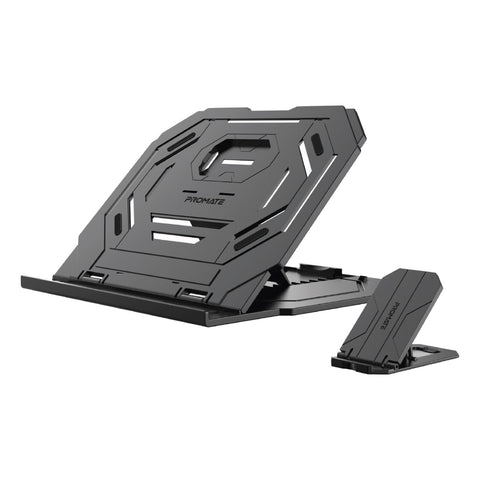 Foldable Laptop and Smartphone Riser Stand