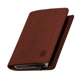 RFIDWallet Brown