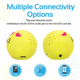 Mini Wireless Emoji Speaker with Handsfree