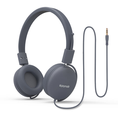 Lightweight Supra-Aural Stereo Wired Headset