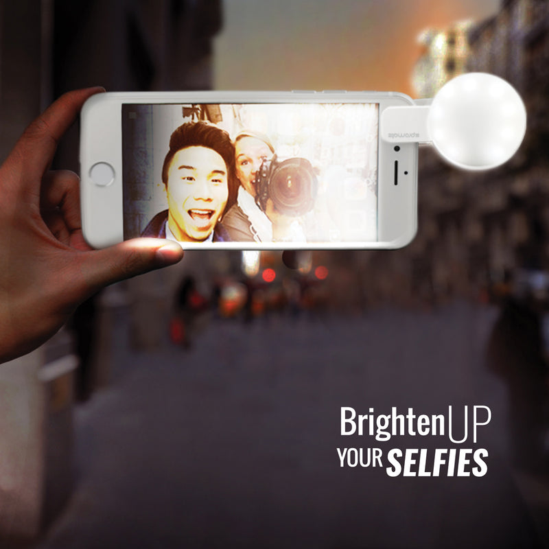 SelfieLight-1 White