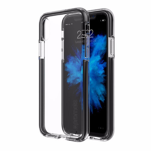 Easy-Fit Super-Slim Protective Case with Bumper Function