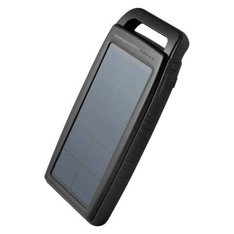 Shockproof Outdoor Solar Charging Power Bank