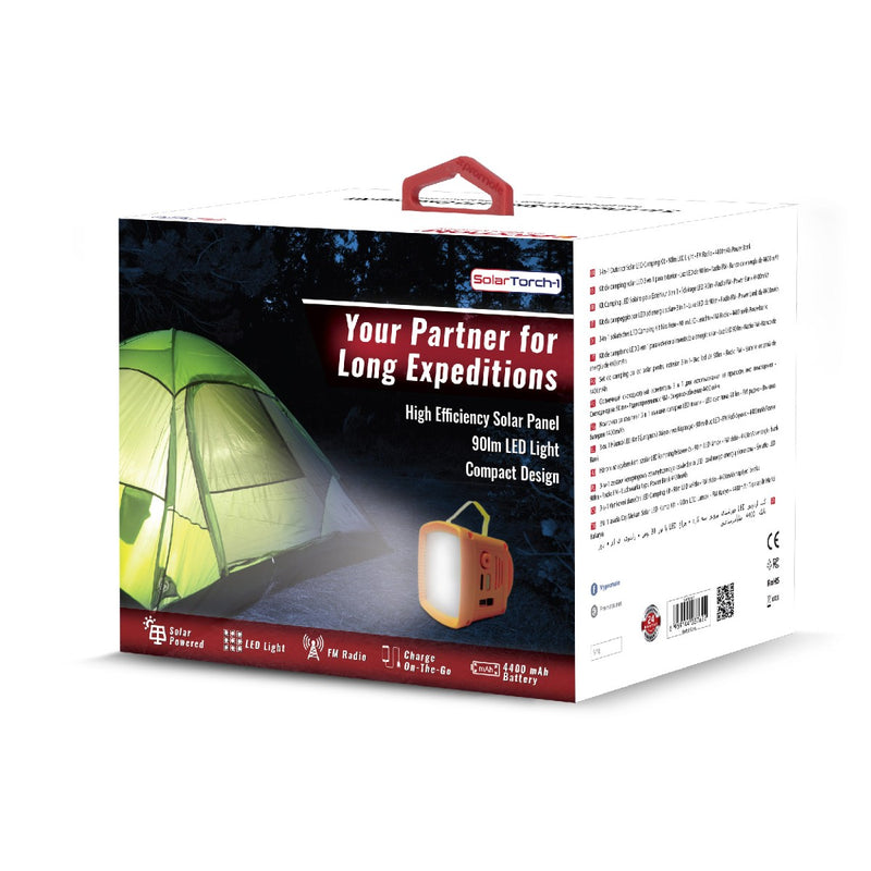 Camping Kit 1 3 – Technologies Solar Promate In Outdoor Led edBroWCx