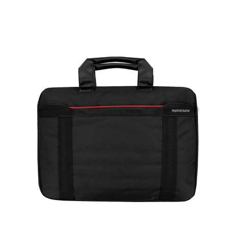 Lightweight Messenger Bag with Front Storage Option for Laptops up to 15.6""