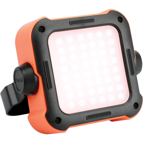 Outdoor Portable LED Flood Light With 10,000mAh Built-in Power Bank
