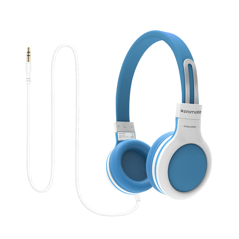Trendy Wired Kid-Friendly On-Ear Wired Headset