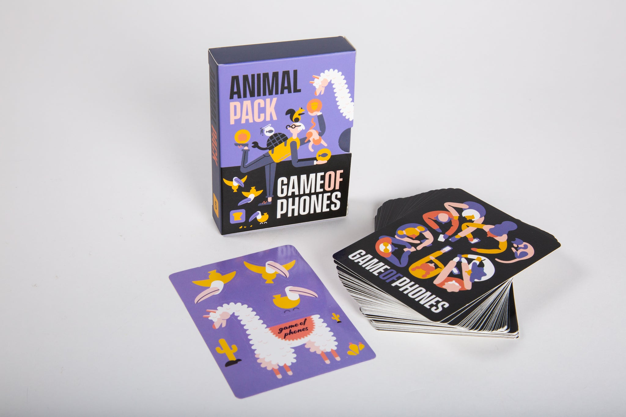 Game of Phones: The Animal Mini Pack
