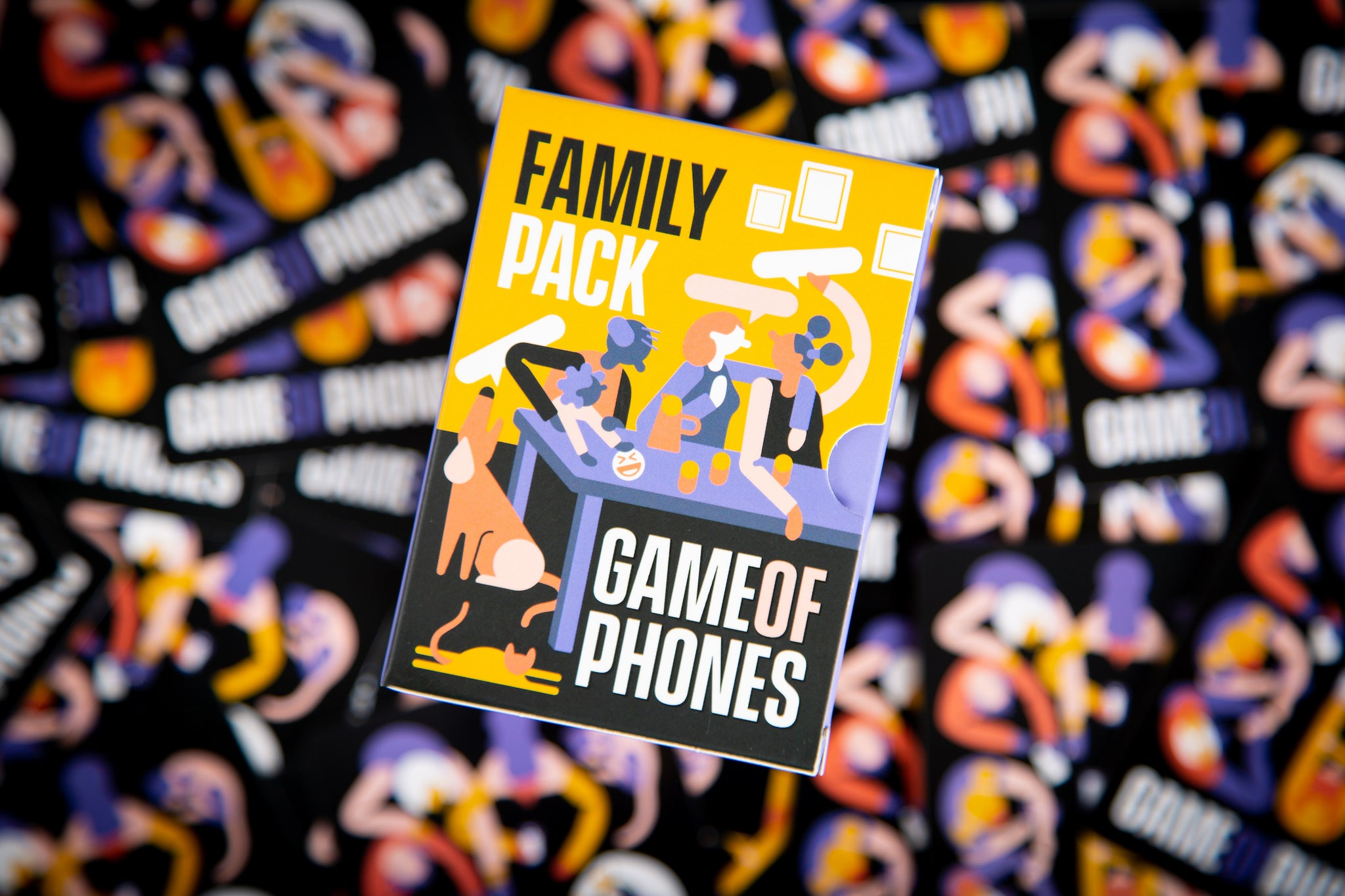 Game of Phones: The Family Mini Pack