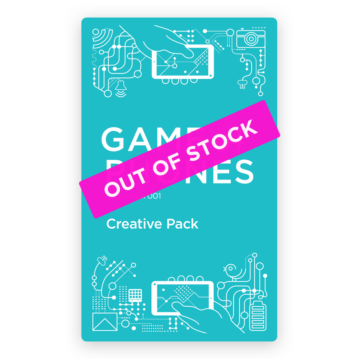 Game of Phones: Expansion 001 Creative Pack
