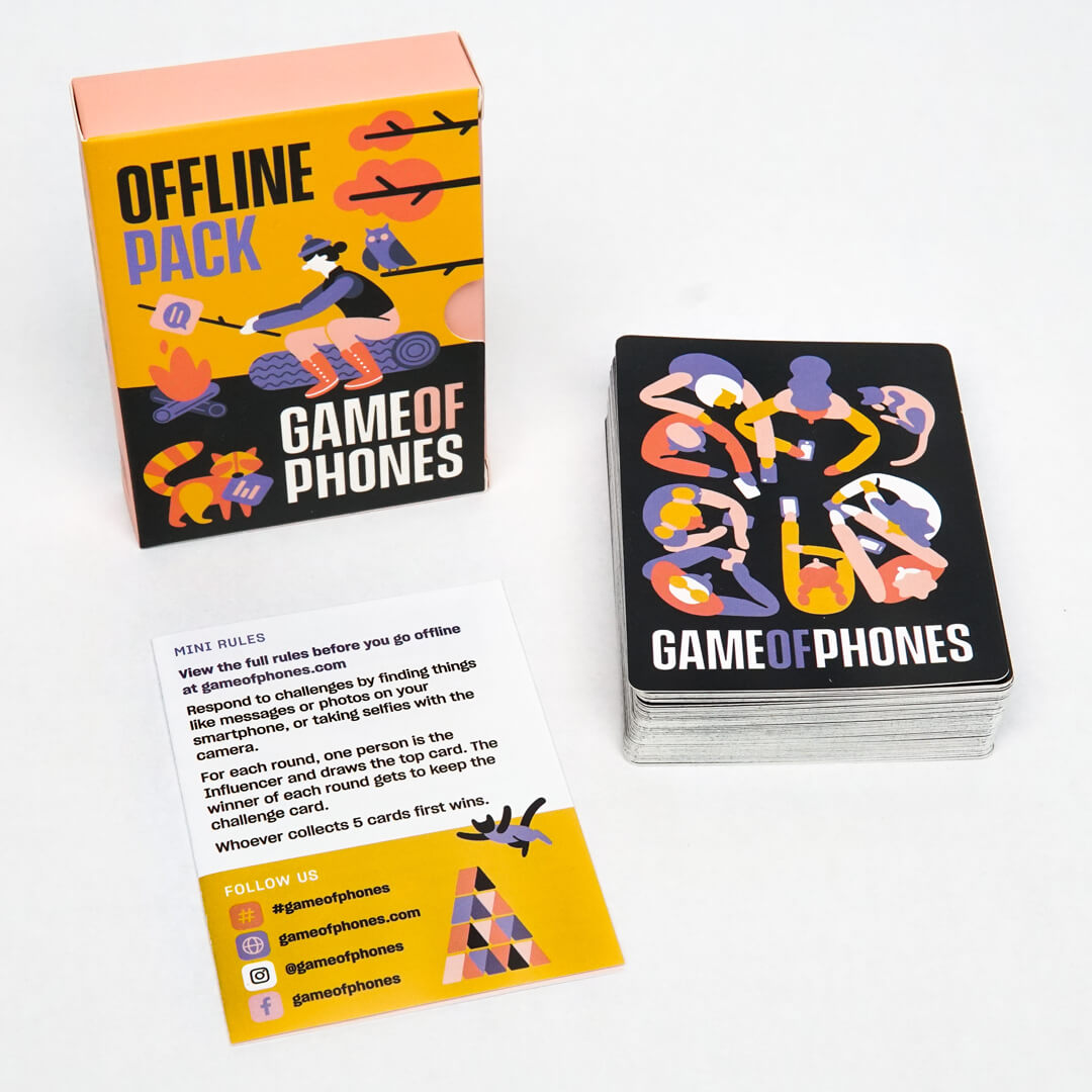 Game of Phone Offline Mini Pack