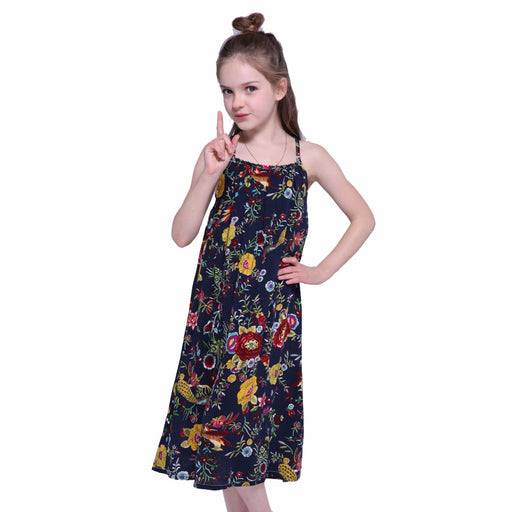 Beach Vibe Dress - For Kids