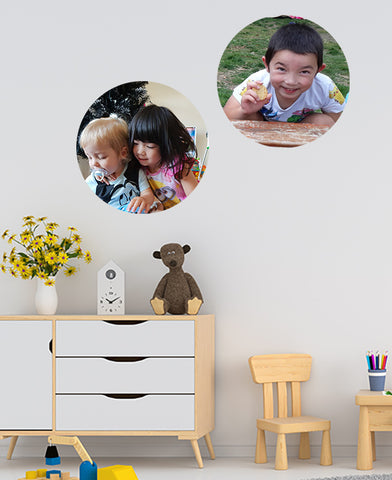 Photo Dot Wall Stickers by Sticky Bods (Set of 2 XL)