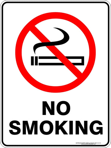 Prohibition Sign - No Smoking