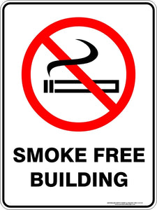Prohibition Sign - Smoke Free Building