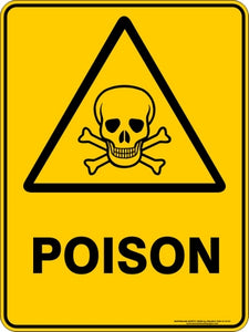 Warning Sign - Poison