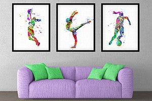 Sports Wall Sticker Collection