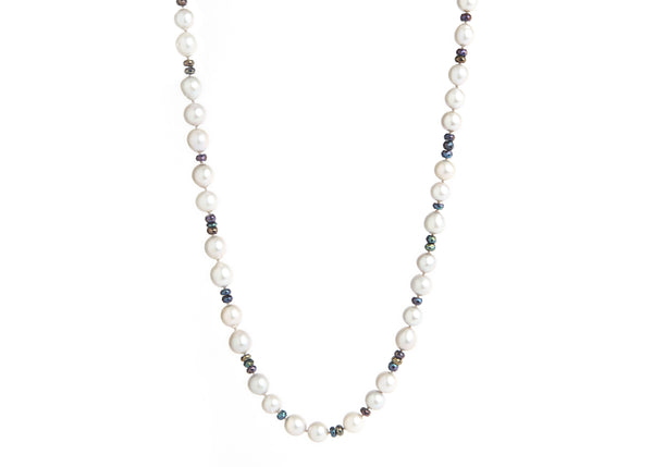 Pearl & Moonstone Necklace