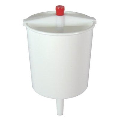 White Button Juice Dispenser