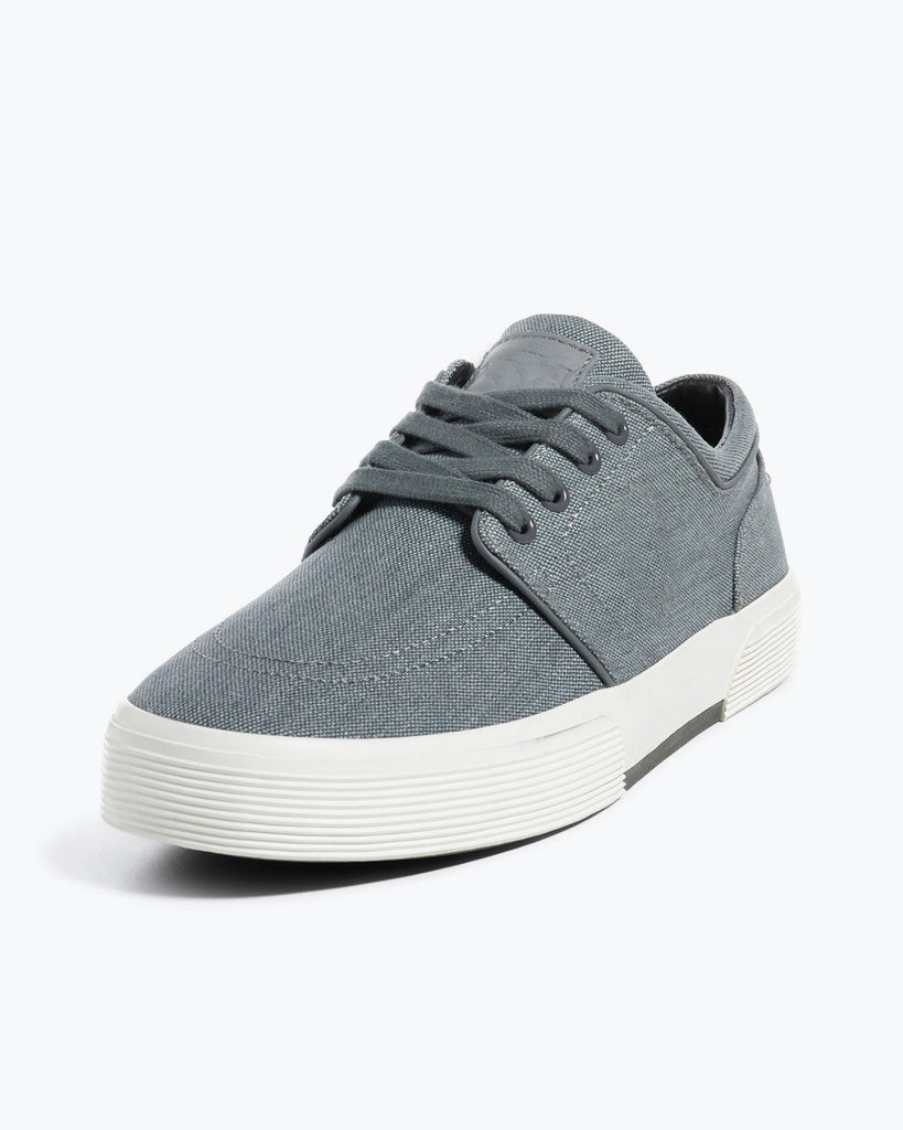 Faxon Chambray Low-Top Sneaker