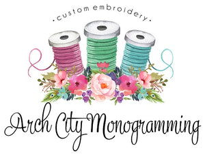 Arch City Monogramming, LLC