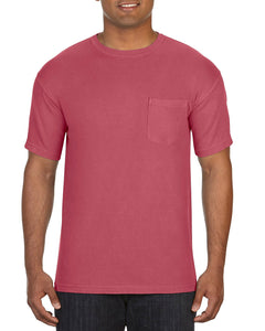 "STL Monogrammed ""Comfort Color"" T-Shirt  - 12 colors - Sizes S to 3X"