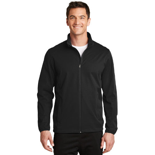 Men's- Port Authority® Active Soft Shell Jacket w/Pattonville Embroidery