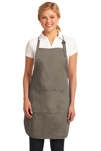 Adult Embroidered Apron with Name and Chef