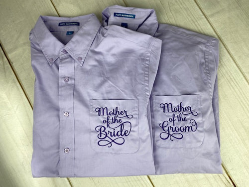 Mother of the Bride or Groom - Get Ready Shirts