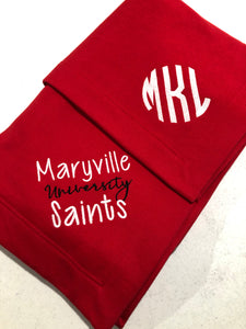 Stadium Blankets - Maryville University - St. Louis