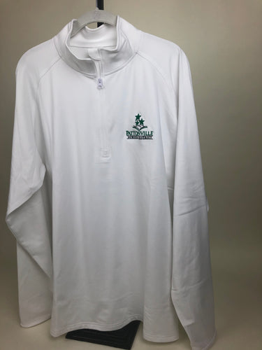 Men's -Sport-Tek®  Sport-Wick® Stretch 1/2-Zip Pullover w Pattonville Embroidery