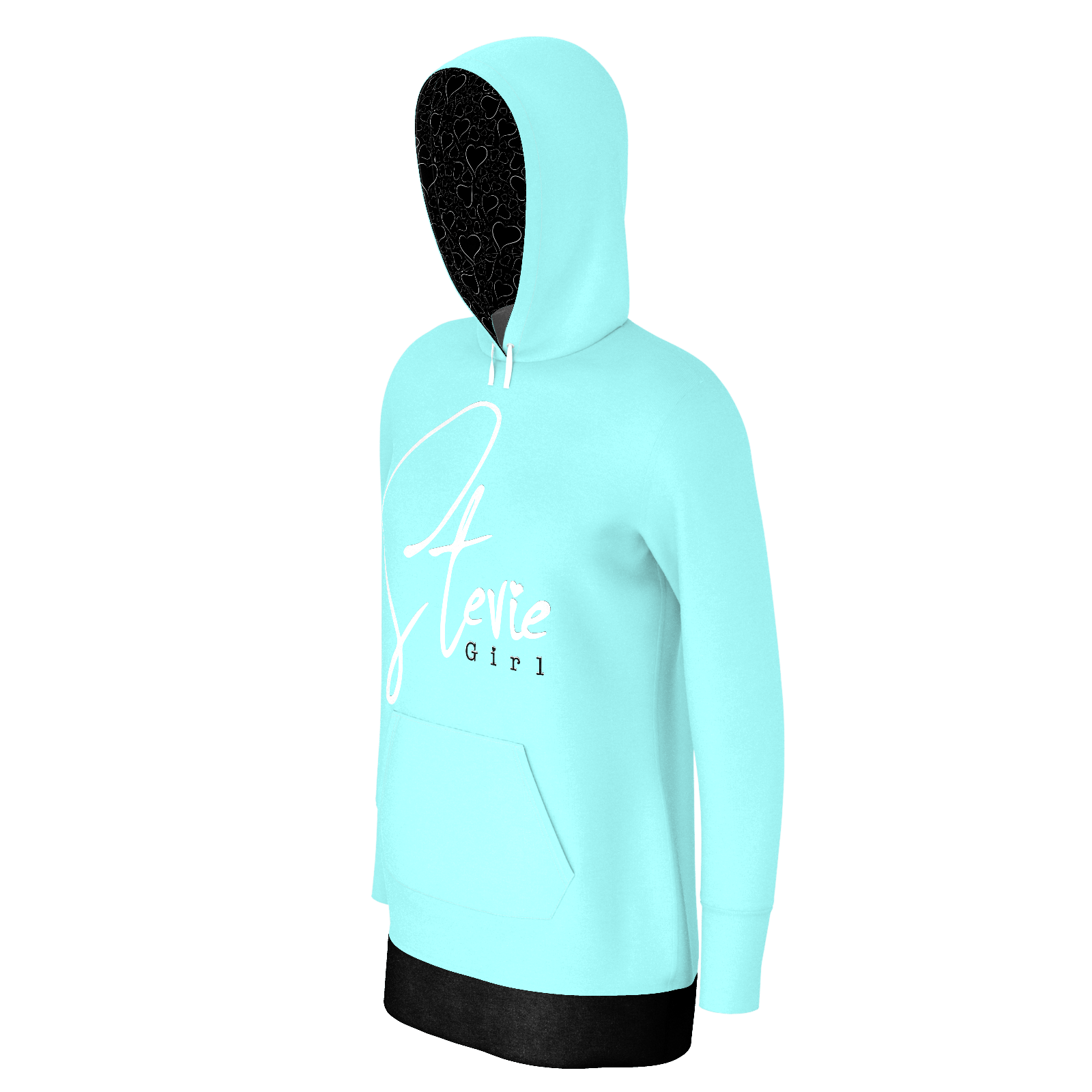 "stevie ""DRESS"" hoodie"