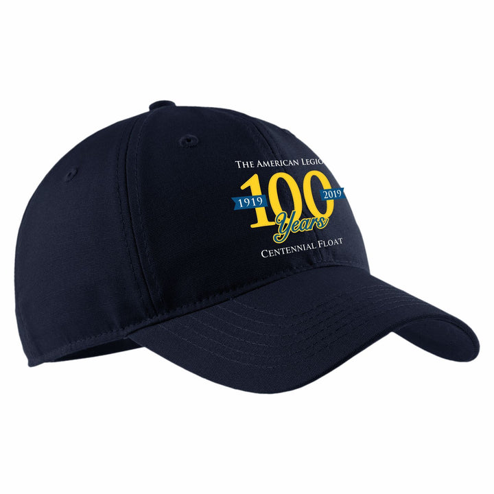 The American Legion 100 Year Float Dad Hat - Navy