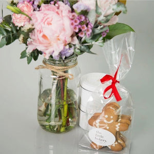PRE ORDER Christmas Flowers & Create Your Own Gifts