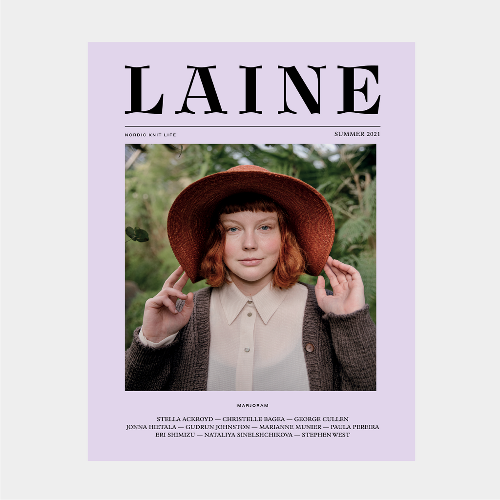 Laine Magazine :: Issue No. 11 [PRE-ORDER]