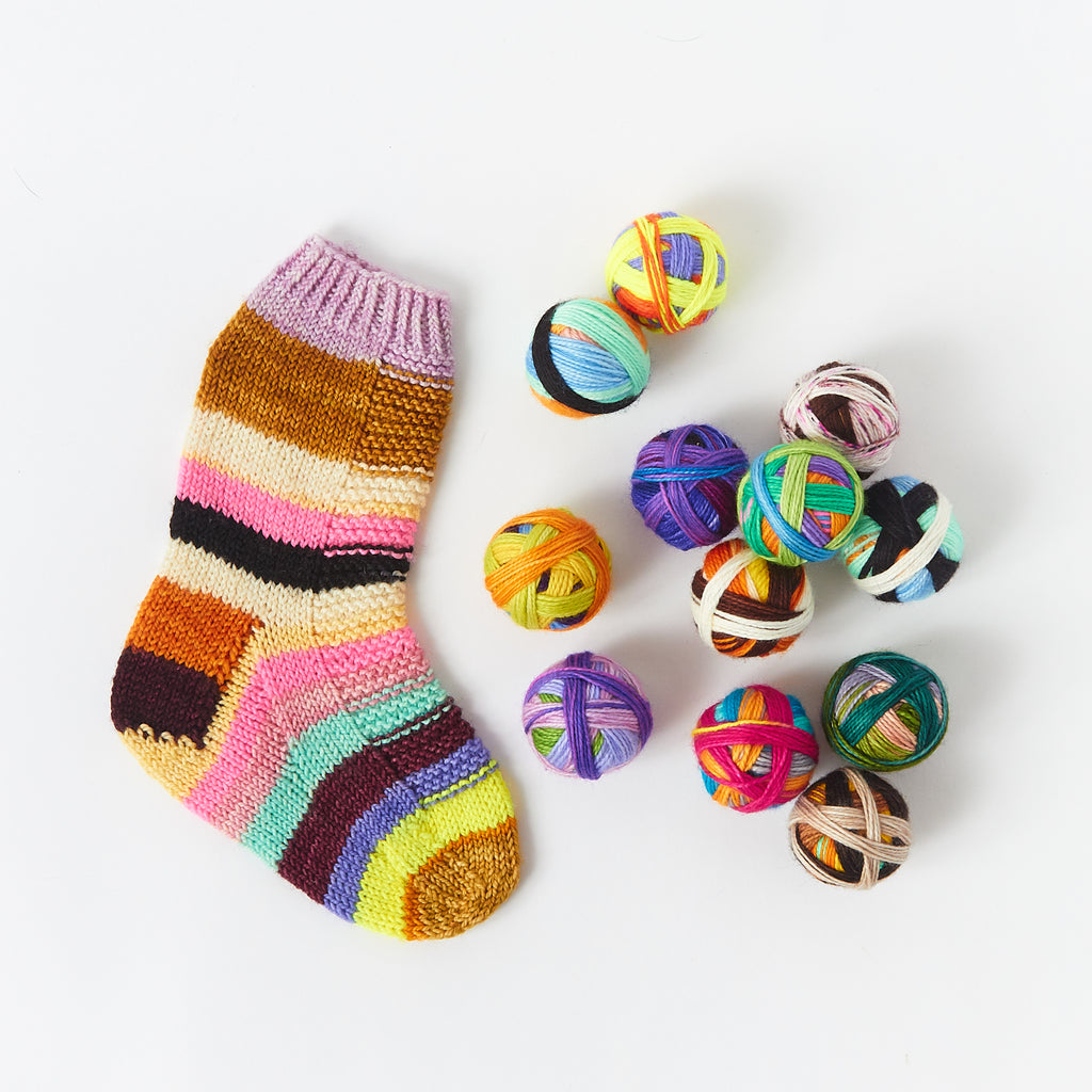 ::virtual:: Two-At-A-Time Socks - SUPPLY BUNDLE