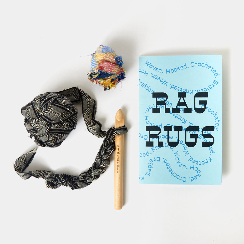 ::virtual:: Rag Rug Basics