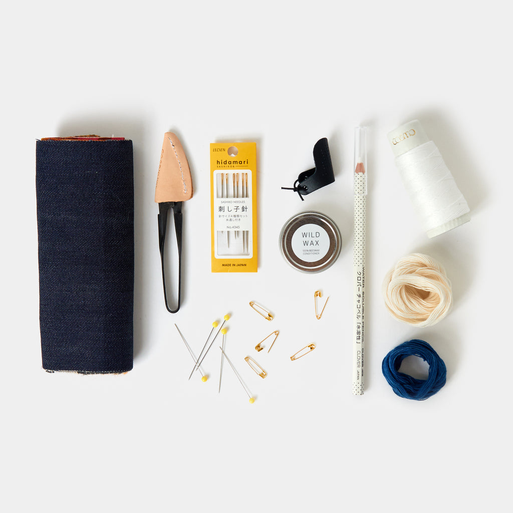 Wild Hand(make) Denim Repair Kit