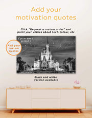 Disney Wall Art Canvas Print