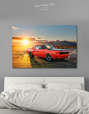 Ford Mustang Wall Art Canvas Print